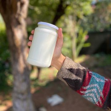 Yogurt is back! 💣 In formato XL è disponibile lo yogurt più buono della Valsamoggia.  A fornircelo sono i ragazzi di Podere Forca, i quali producono yogurt e formaggi freschi e stagionati con l'ottimo latte delle loro mucche al pascolo 🐂🐄
