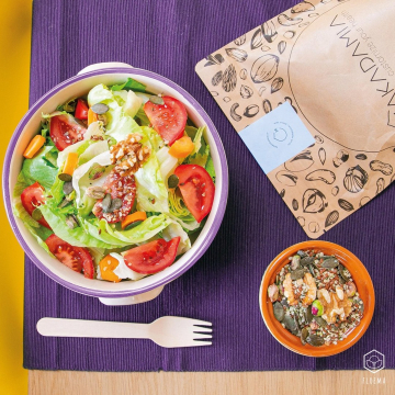 🥜 Tutti pazzi per i mix di @makadamiagroup!  Metti un po' di brio nella tua insalatona: prova questo mix di frutta secca composto da semi di lino, semi di zucca, semi di canapa, noci e pistacchio🧡 ° ° ° #floema #bolognafood #ferrarafood #reggioemiliafood #modenafood #imolafood #consegnaadomicilio #consegnagratuita #mangiaresano #verduradistagione #fruttadistagione #fruttafresca #sano #freschezza #verdurafresca #agricoltura #deliveryfood #eatwell #slowfood #igersemiliaromagna #volgoemiliaromagna #vivobologna #emiliaromagna #food #instafood #instagood #healthyfood #italiaintavola #fruttasecca #insalatona