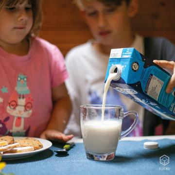 Il latte buono come quello appena munto 🐮  Perché abbiamo scelto MOONTO di @celat.latteeformaggi?  🥛è LATTE del nostro territorio 🥛è LATTE UHT che ricorda il latte fresco, grazie alla poca lavorazione prima dell'imbottigliamento 🥛è LATTE munto ogni giorno ed è sottoposto a scrupolose analisi quotidiane 🥛è LATTE di Frisone che si cibano di foraggi prodotti dagli allevatori stessi 🥛è LATTE facilmente digeribile 🥛è LATTE con packaging riciclabile e che mantiene invariate tutte le caratteristiche organolettiche ° ° ° #floema #bolognafood #modenafood #consegnaadomicilio #consegnagratuita #mangiaresano #verduradistagione #fruttadistagione #fruttafresca #sano #freschezza #verdurafresca #agricoltura #deliveryfood #eatwell #slowfood #igersemiliaromagna #volgoemiliaromagna #vivobologna #emiliaromagna #food #instafood #instagood #healthyfood #italiaintavola #latte #latteonline #latteebiscotti